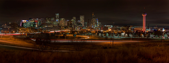 Denver City, Night